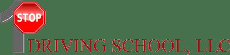 1 Stop Driving School Logo